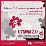 Ustawa 2.0 – przyszłość szkolnictwa wyższego
