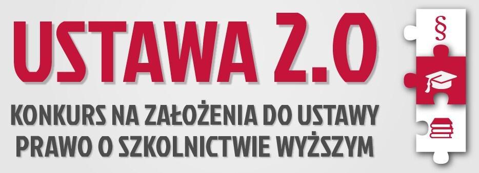 Ustawa 2.0, szkolnictwo wyższe, ustawa o szkolnictwie wyższym, ministerstwo nauki i szkolnictwa wyższego