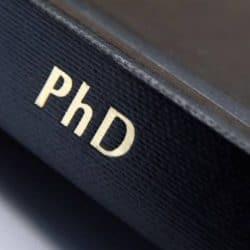 pisanie prac doktorskich
